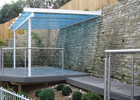 Stainless Steel Wire Rope Railing System